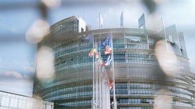 Управление Европейского парламента в страсбурге видеоматериал