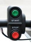 управление кнопок Стоковое фото RF