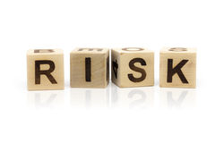 Управление при допущениеи риска Стоковые Фотографии RF