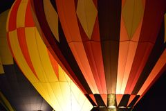 Управляйте воздушным шаром стоковые изображения rf