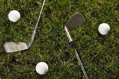 управляйте гольфом стоковое изображение