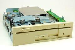 управляйте двойным флапи-диском Стоковые Изображения RF