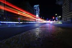 управляйте ночой Стоковая Фотография RF