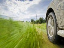Управлять автомобиля Off-raod Стоковое Изображение RF