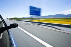 управлять high speed Стоковые Изображения
