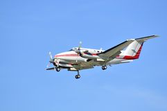 управляющий корпорации воздушных судн Стоковое Фото