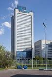 Управление башни Газпрома. Москва. Стоковая Фотография