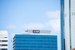 Управление Перт западная Австралия банка NAB Стоковые Изображения
