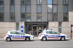 Управление полиции Стоковые Фото