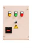 управление шкафа электрическое Стоковые Изображения