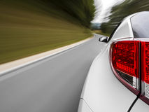 Управлять автомобилем Стоковое фото RF