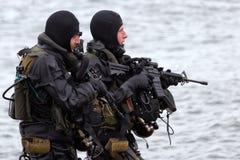 Уплотнения военно-морского флота Стоковое Фото