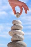 уравновешение Стоковое Изображение