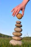 уравновешение Стоковые Фотографии RF