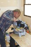 уравновешивание плотника стоковое фото rf