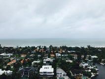 Ураган Мэттью Стоковые Фотографии RF
