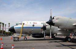 ураган охотника самолета Стоковая Фотография RF