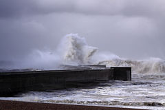 ураган Стоковое фото RF
