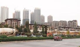 урбанизация Стоковое Фото