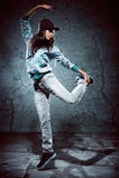 Урбанская танцулька Стоковые Фото