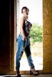 Урбанский портрет Стоковое фото RF