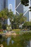 Урбанский сад Стоковые Изображения