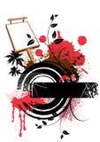 Урбанский Grunge лета стоковые изображения rf