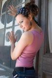 урбанское девушки предназначенное для подростков Стоковое Изображение RF