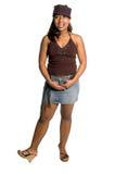 урбанское девушки сексуальное Стоковые Фото