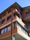 Урбанское здание стоковые фотографии rf