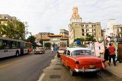 Урбанское место, Гавана Стоковые Фото