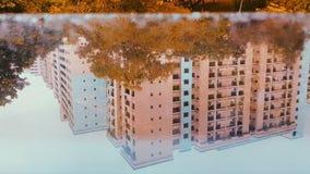 Урбанское отражение Стоковые Изображения RF