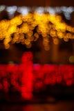 Урбанское рождество стоковое изображение rf