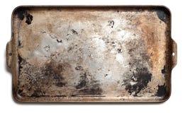 Урегулирование места таблицы благодарения с silverware, салфеткой ткани на штофе Брайна текстурировало скатерть с комнатой или ко Стоковые Изображения RF