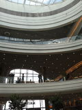 Уровни торгового центра Стоковое Фото