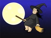 уродская ведьма Стоковые Фото