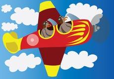 Уроки 1 летания бесплатная иллюстрация