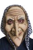 Уродская ведьма - маскировка стоковая фотография rf
