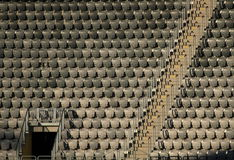 усаживает стадион Стоковое Изображение RF