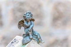 Усаживание Анджела Стоковое фото RF