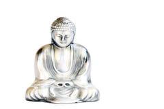 усаживание Будды Стоковая Фотография RF