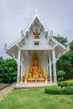 усаживание Будды Стоковое фото RF