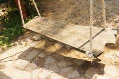 усадите качание Стоковое Изображение RF