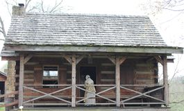 Усадьба Оливера Miller, южный парк Пенсильвания Стоковые Изображения RF