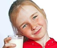 усики молокозавода Стоковые Фото