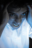 усиленный человек Стоковые Фотографии RF