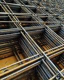 усиленная сталь Стоковое фото RF