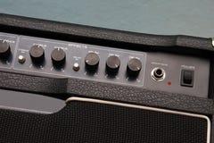 Усилитель гитары Стоковое фото RF