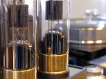 Усилитель и turntable Hifi лампы audiophile Стоковая Фотография RF