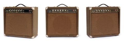 Усилитель электрической гитары Брайна Стоковые Изображения RF